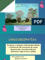 Cardiomiopatías II Hora