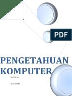 Pengetahuan Komputer