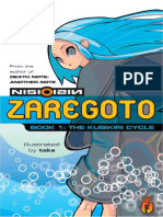 Zaregoto 01 - Decapitation Cycle - The Blue Savant and the User of Nonsense