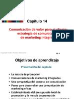 Capitulo 14 CIM Estrategias de Promoción