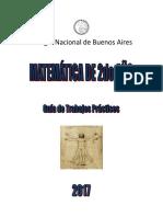 Guia 2do Ano 2017 Matematica (1)