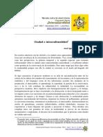 Lopez Soria - Ciudad e Interculturalidad