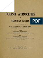 Polish Atrocities in Ukrainian Galicia (1919)