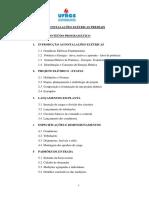 CONTEÚDO PROGRAMÁTICO - ENG04464