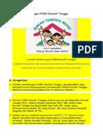 Contoh Perhitungan PHBS Rumah Tangga