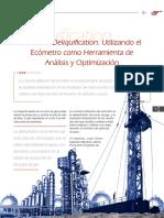 Delicuefaccion de Pozos de Gas Usando Ecómetro (Petroquimex 2014)