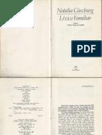 Lexico familiar (parte I)