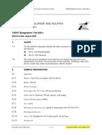 Metode Cl Dan SO4 Sampel Tanah