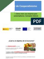 140726 Cooperativismo Para El DESARROLLO. Lanzarote