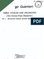 07 Três Danças - Cl I
