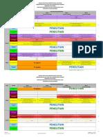 Jadwal Praktikum Lab. Kimia Dan Pembagian Asisten