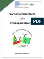 PLANEJAMENTO EDUCAÇÃO INFANTIL