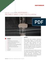 Kathrein Wind Load Calculation9