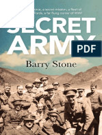 Secret Army Chapter Sampler