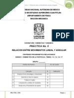 p05 Relacion Entre Movimientos Lineal y Angular_2018-i
