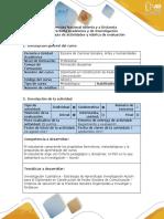 Guía Actividades y Rúbrica Evaluación - Fase 1 - Reflexionar Sobre La Investigación - Acción Como p