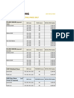 Wood Strong Price List - 2017 - Retail(1)