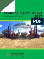 Kabupaten Tabalong Dalam Angka 2017