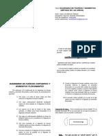 Diagramas Fuerzas y Momentos Metodo Areas