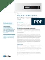 NetApp E2800 Series