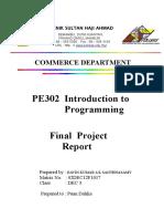 Report I.P