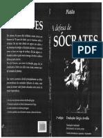 Livro a Defesa de Sócrates