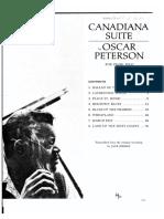 Oscar Peterson - Canadiana Suite, para piano solo.pdf