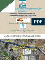 Kudalwadi Flyover - 10th Sept-2015 R4