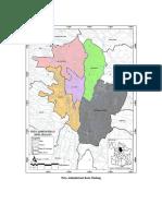 Peta Administrasi Kota Malang