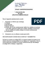 Decodificador Display 7 Segmentos