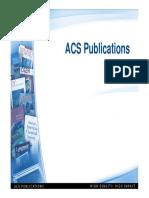American Chemical Society Guia de Usuario