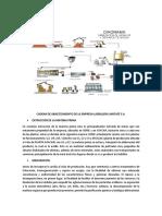Cadena de Abastecimiento de La Empresa Ladrillera Santafé s
