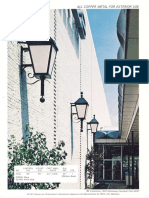 NL Corporation Decorative Lanterns & Exit Products Catalog 1972