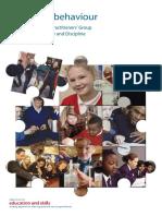 2005 Steer Report Learning Behaviour