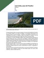 Reportaje de Parque Nacional Coiba MARVIVA