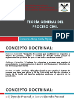 Teorc3ada General Del Proceso Civil