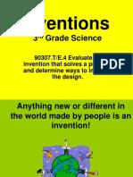 Grade 3 Inventions