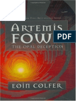 Artemis Fowl 04 - Operation Opa - Eoin Colfer