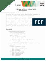 Desarrollo Sitios Web Accesibles