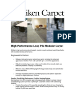 High Performance Loop Pile_product
