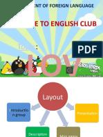 Clb English