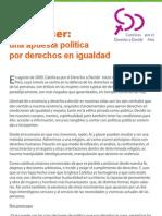 Católicas por el Derecho a Decidir - Perú