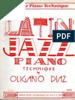 (spartiti)Latin Jazz Piano Technique.pdf