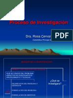 Proceso de Investigacion - UNHEVAL