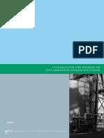 Storage of Hot Ammonium Nitrate Solutions(BPE)