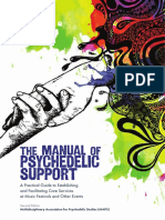 Manual of Psychedelic Support-sr v2.0