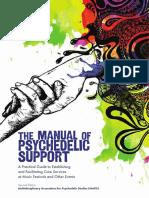 Manual of Psychedelic Support-sr v2.0