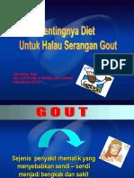 Diet Gout