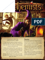 Alchemists Rules En