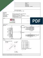 Report SOFA HIT-RE 500 + HAS-E (5.8) M20  ()